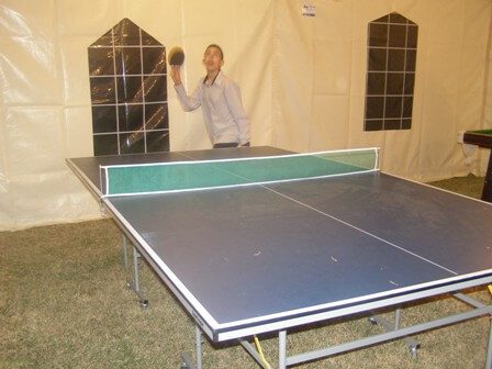 טניס שולחן לשהכרה